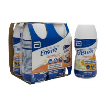 ensure nutrivigor vainilla 4 x 220 ml