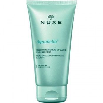 nuxe aquabella micro exfoliante gel 150ml