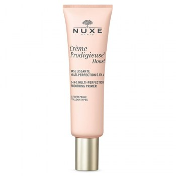 nuxe crme prodigieuse boost base alisante 5 en 1 30ml